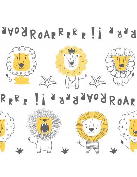 "Productos para bebe. Textil infantil ""roar Lion"""